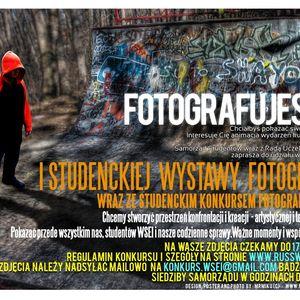 WSEI – konkurs fotograficzny – Plakat